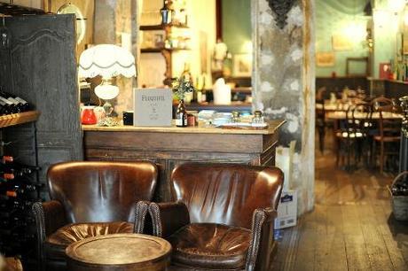 Visite déco : le Floquifil à Paris