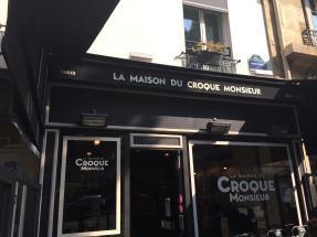 LA MAISON DU CROQUE-MONSIEUR