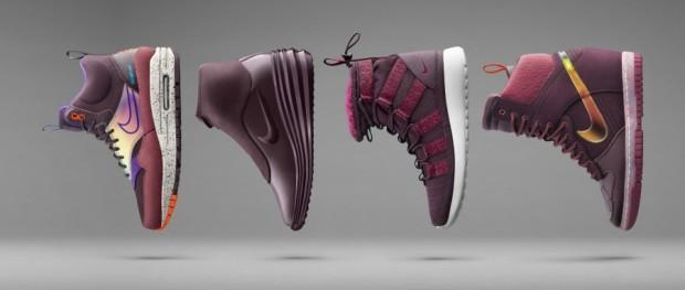 Collection Nike Sneakerboots pour femme hiver 2014