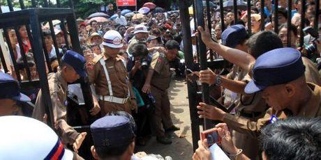 AMNISTIE:  Nouvelle libération de plus de 3000 prisonniers en Birmanie