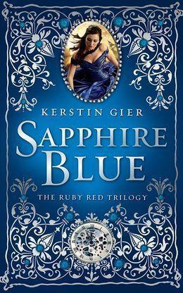 La Trilogie Des Joyaux T 2 Bleu Saphir Kerstin Gier A Voir