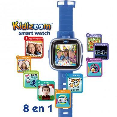 Kidizoom Smart Watch, la montre intelligente de VTech