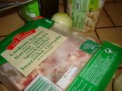 Échine porc xérès !!!cookeo
