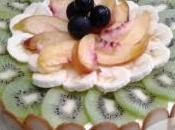 Cheesecake sans cuisson Fruits
