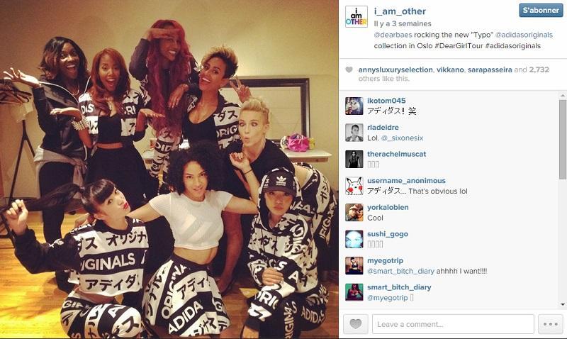 Devenez la GIRL de Pharrell Williams avec Adidas Originals