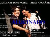 Dernière présentation l'année pour Cardenal Argañaraz l'affiche]