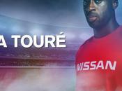 Nissan signe Yaya Touré vise continent africain