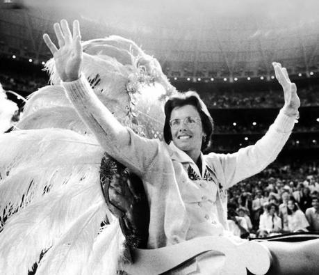 Retour sur un monstre du sport: Billie Jean King alias «la grande Dame du tennis»