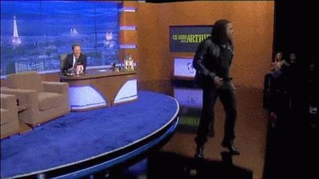 Anthony dance