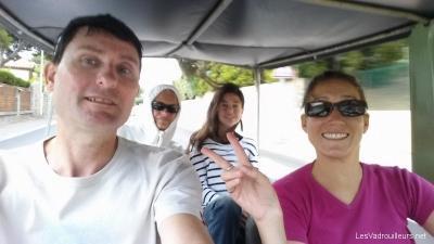 Blogtrip en méhari dans l'Esterel