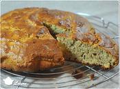 Gâteau rustique noisette