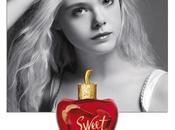 Beauté Elle Fanning, égérie nouveau parfum signé Lolita Lempicka
