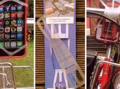 Finn support mobile vélo kännykkäteline polkupyörään