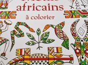 Motifs africains colorier