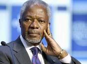 octobre 2001: Kofi Annan reçoit prix nobel paix