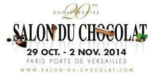 Bandeau salon du chocolat