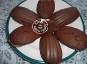 Madeleines chocolat Christophe Felder