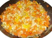 poêlée légumes petites pâtes