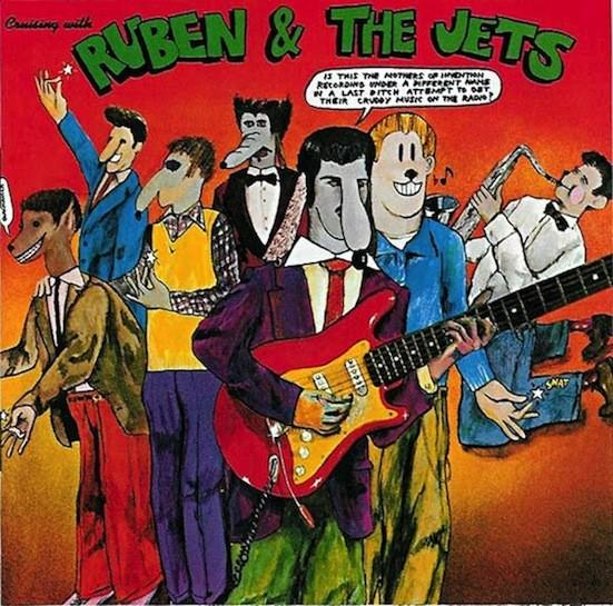 Ruben & The Jets-Cruisin' With Ruben & The Jets-1968