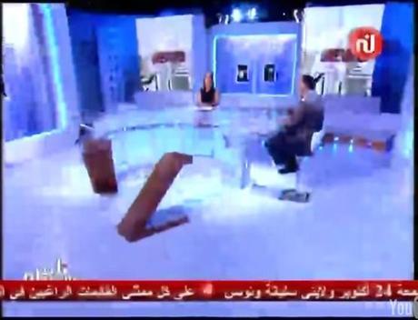 2014 10 13 104756 Installation : BS Technology monte des murs dimages pour la TV tunisienne