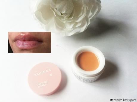 Lip butter Korres Jasmine'-Minako Beauty