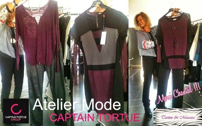 atelier mode captain tortue group paperblog. Black Bedroom Furniture Sets. Home Design Ideas