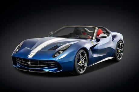 Ferrari F60 America, le rêve américain