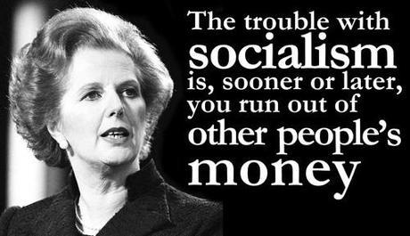thatcher socialism