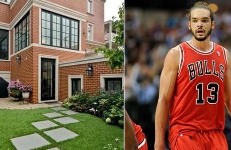 Découvrez la nouvelle maison de Joakim Noah à Chicago