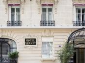 Visite Déco L'Hôtel Vernet Paris