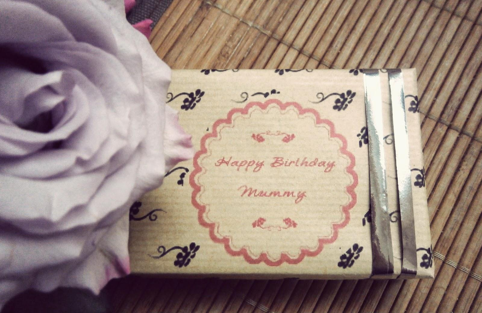 [DIY] PRINTABLE HAPPY BIRTHDAY MUMMY