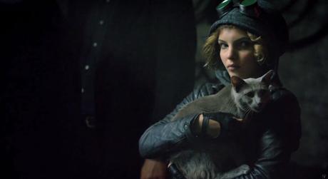 Gotham  (2014) : naissance de psychopathes