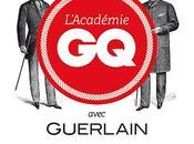 lance l'Académie partenariat avec Guerlain, parfumeur depuis 1828.