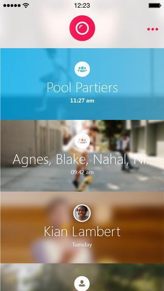Skype Qik un nouveau moyen de partager vos vidéos avec vos amis depuis votre iPhone