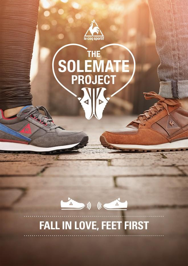 photo Le Coq Sportif The Solemate Project 2