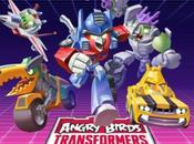 Angry Birds Transformers disponible iPhone