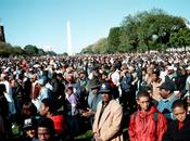 octobre 1995: million march.