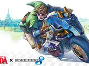 Mario Kart Link dévoile Destrier Légende