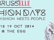 AGENDA Brussels Fashion Days week-end!