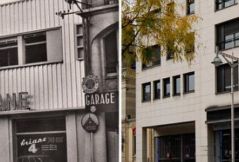 Le garage simca rue buirette paperblog for Garage ford la valette