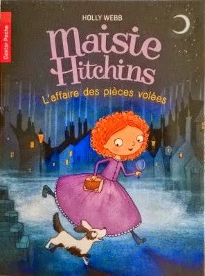 Maisie Hitchins - Tome 2 - L'affaire du collier d'émeraude