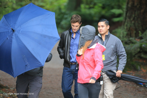 Fifty Shades Of Grey : le tournage continue !