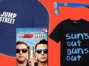 JUMP STREET Channing Tatum chez vous