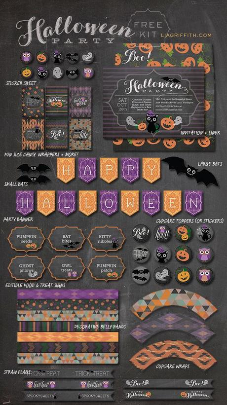Sélection DIY Halloweenesque.