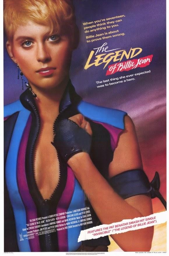 The Legend of Billie Jean - Matthew Robbins (1985)