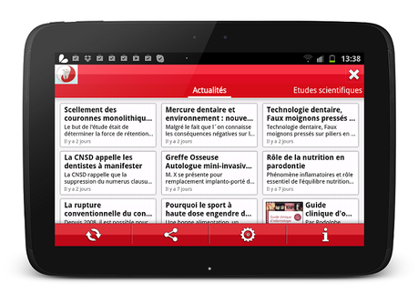L'application Synergie Dentaire disponible sur Google Play !