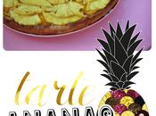 Ananas fever tarte mangue ananas Conticini
