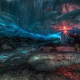 A la découverte des caves de glace en Alaska