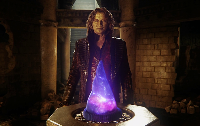Les critiques // Once Upon a Time : Saison 4. Episode 4. The Apprentice.