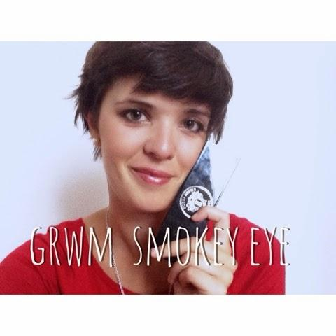 Get Ready With Me - Smokey Eye